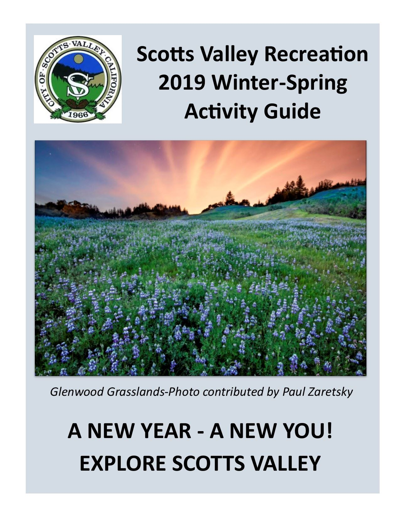 2019 Winter Spring Activity Guide