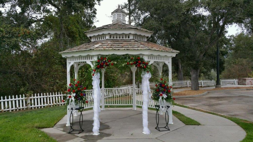 Senior Center Gazebo