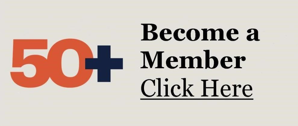 Senior Center Become a Member Logo